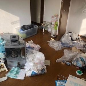 静岡県富士市厚原にて家財整理のご依頼 (事例と費用)
