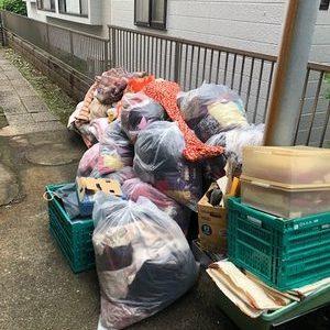 神奈川県横浜市で遺品整理