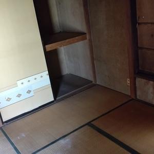 静岡県富士市にて遺品整理のご依頼
