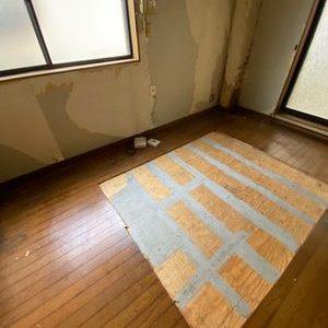 静岡県三島市にて遺品整理、特殊清掃のご依頼